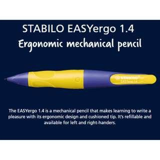 BN STABILO EASYergo Ergonomic Mechanical Pencil 1.4mm