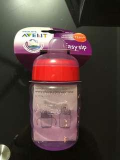 New Avent easy sip cup