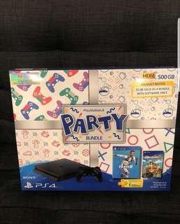 ps4 slim party bundle
