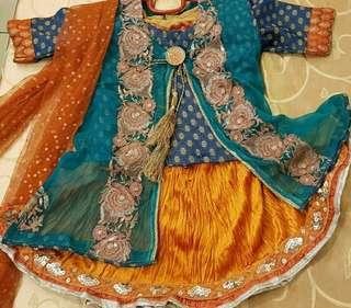 Indian designer lehnga