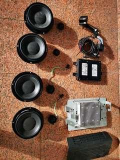 Volkswagen Original Dynaudio Sound System