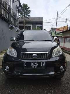 Toyota Rush S matic 2011