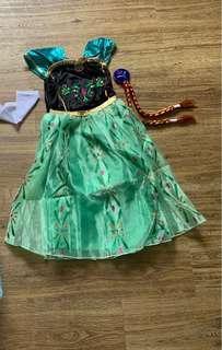 🚚 Frozen - Anna costume
