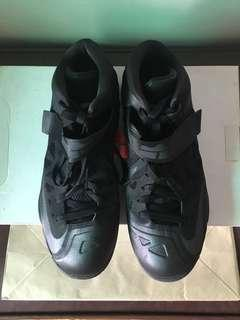 REPRICED! Nike Zoom Soldier, black, size 10