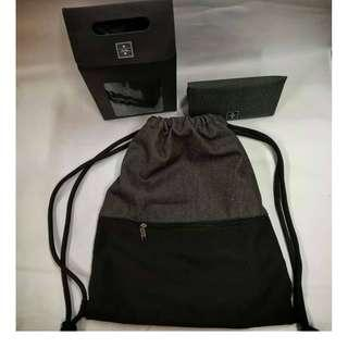Bag and Wallet set (High Quality)