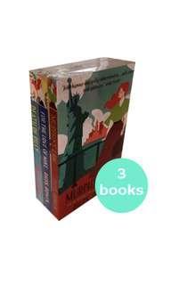 🚚 Molly Murphy Set (3 books)