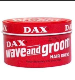 🚚 2 for $15 ‼️Dax Wave and Groom Hair Dress 3.5oz