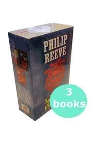 🚚 The World Of Mortal Engine (3 books)