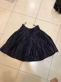 French Connection Sparkling skirt