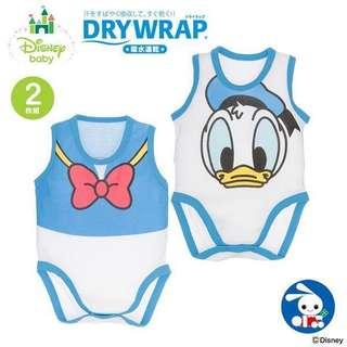 迪士尼 BB 唐老鴨連身衣 Disneyland Donald Duck bodysuit