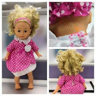 Bambolina Molly Baby Doll