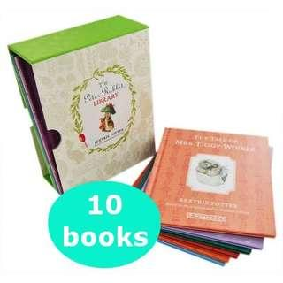 🚚 The Peter Rabbit Library (10 books)