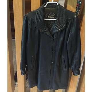 Lady's Italian Leather Jacket
