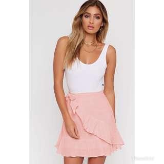 Beginning Boutique Skirt (Pink)
