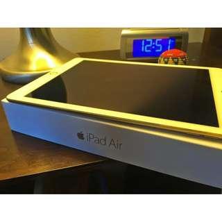 * iPad Air 32Gb Wifi + Cellular Silver