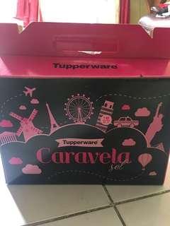 Tupperware caravela set