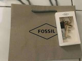 Keychain fossil