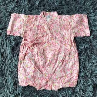 Japanese Baby Kimono (Girl)