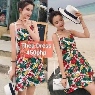 Korean Dress Bodycon dress Summer Hawaiian Dress