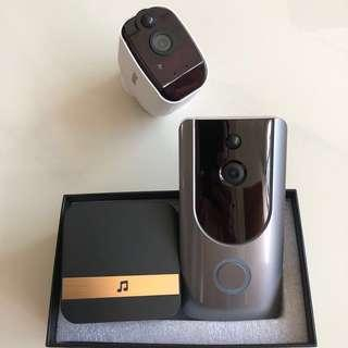 🚚 WiFi Battery CCTV Camera