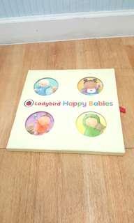 Buku Happy Babies Set of 4