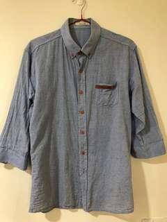 🚚 韓國ellim襯衫