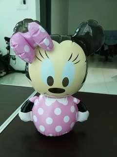 Minnie mouse punching bag
