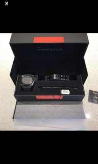 Hamilton Below Zero Automatic 1000M Dive Watch Helium Gas Escape Valve (Not Longines, Omega, Zenith, Tag Heuer, Rolex)
