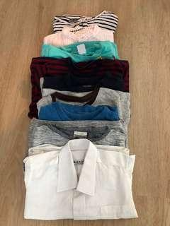 🚚 Boy clothes in bundle