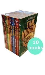 🚚 Time Hunters Set (10 books)