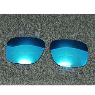 Lensa Oakley Holbrook Polarized ice blue aftermarket
