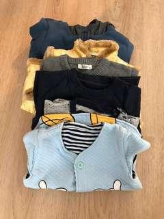 🚚 Boys Clothes for Autumn/Winter