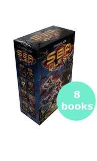 🚚 Sea Quest Series 1 and 2 (8 books)