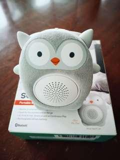 Baby portable Speaker with Bluetooth and White noise. Rarely used.