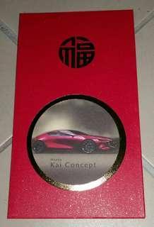 Mazda Ang Pow Packet