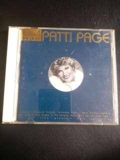 The classic gold of Patti Page CD