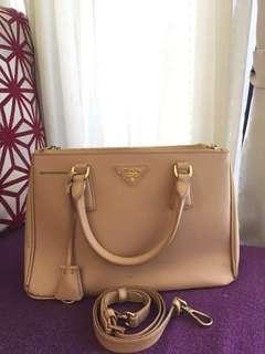 Prada Saffiano Bag Mirror
