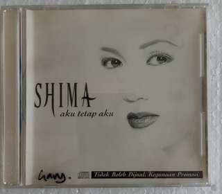 Shima DJ Promo Copy - Single
