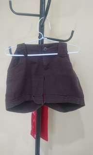 Celana Pendek hot pants magnolia