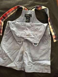 🚚 Polo Ralph Lauren baby overalls