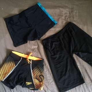 🚚 Swim Shorts / Trunks