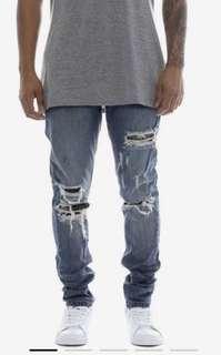 Saint Morta Hybrid Jeans