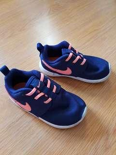 Nike Blue Rubber Shoes