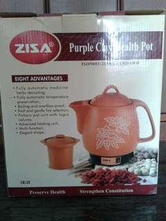 Automatic Health clay pot double boiler for medicine