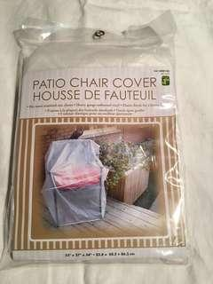 Patio chair bag
