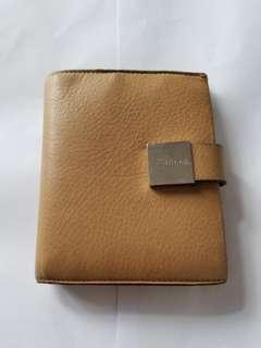 (100%Real) Bally wallet real leather