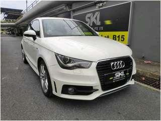 Audi A1 1.4 Auto TFSI [122bhp]