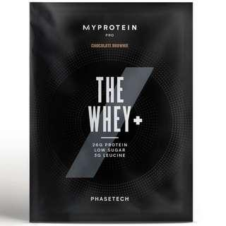 Sample pack protien whey myprotein [ L: 2019Mar05 S: 05Mar2019 ]