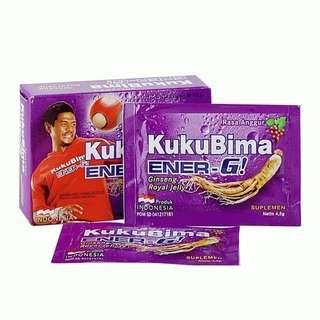 kukubima energy drink