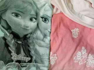 Frozen Shirt and Hooded Ombre Shirt